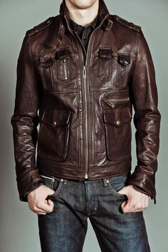 Rogue Leather. Wicked.