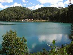 Lago de Zirahuen, Michoacan