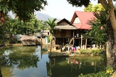 Mai Chau, Vietnam. Photo by Ann-Marie at www.papertree.co.uk