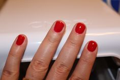 How To Do Gel Nail Polish at Home - a complete guide from A to Z on everything you need for glossy gel nails at home