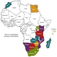 African Safari, African Safari Tours, African Wildlife Safaris | africansafarico.com