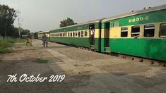 Leaving installed two more coaches with Jaranwala Express few months ago. It was need of time beca. Pakistan Railways, Train Journey, Leaves