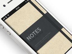 #iPhone #App #Concept