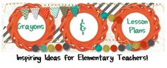 Crayons & Lesson Plans is a great site for teacher's to use for theme days or decorative materials in the classroom! Teacher Web, Teacher Blogs, Teacher Resources, Teacher Stuff, Classroom Hacks, Preschool Classroom, Elementary Teacher, Elementary Schools, First Grade Blogs