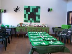 Never miss these Minecraft party treats ! - Fashion Blog