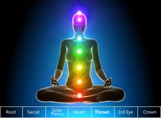 The 7 Chakras are the energy centers in our body in which energy flows through. Blocked energy in our 7 Chakras can often lead to illness so it's important to understand what each Chakra represents and what we can do to keep this energy flowing freely. Chakra Yoga, Chakra Healing Music, Kundalini Yoga, Sacral Chakra, Pranayama, Reiki Music, 7 Chakras, Seven Chakras, Guided Meditation
