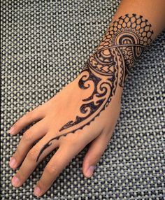 #jagua #tattoo #Kauai #henna by Catana
