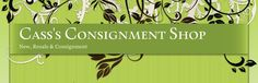 Cass's Consignment Shop - New, Resale & Consignment