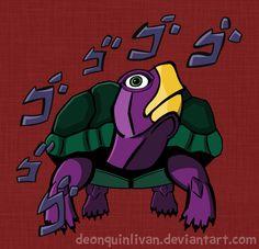 Menacing Turtle