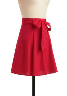Muse Skirt - love this style, can I have one in every color?