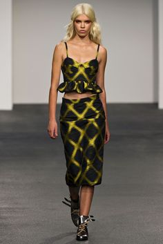 House of Holland Spring 2013 Ready-to-Wear Collection Photos - Vogue