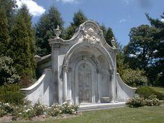Burnet Private Mausoleum, Spring Grove Cemetery, Cincinnati, OH