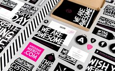 Brand articulation, identity and communications strategy by Leeds-based branding agency Robot Food for masters of merch; Brand Identity Design, Graphic Design Branding, Design Agency, Logo Branding, Logo Design, Corporate Design, Product Branding, Corporate Identity, Brand Design