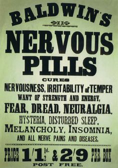 For any possible psychological problem one might have...and all other diseases