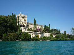 Villa Ferrari Borghese Cavazzo,,Isola del Garda - Google Search