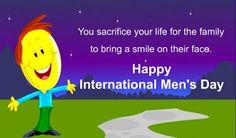 Image result for international men's day