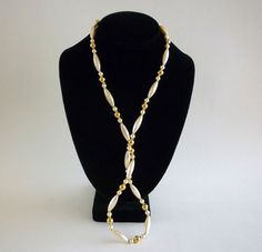Vintage Napier Pearl Necklace