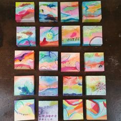 We have a set of 20! Yeah! I am learning a lot from this project. I really love…