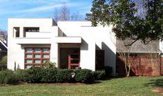 Modern ranch home renovation