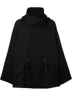 YOHJI YAMAMOTO Cape Coat. #yohjiyamamoto #cloth #coat