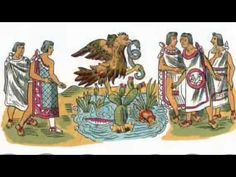 la historia de la bandera de Mexico - Bing video
