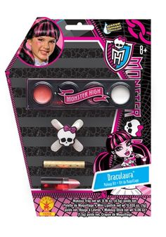 Draculaura Makeup Kit - Monster High Costume Accessory $4.99 #coupay #beauty #womens