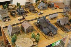 Upsheet Creek set-up for BLAM 2014