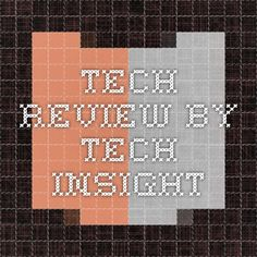 TECH.review - by TECH.insight