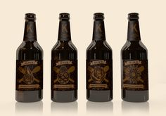 BEER by ROOTS ROOTS, via Behance