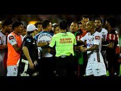 Fluminense pede anulação do jogo contra Flamengo.