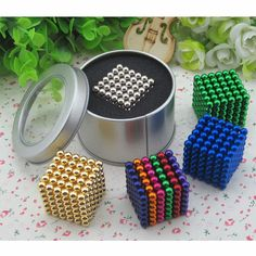 16 Colors Option 5mm 216 pcs Neo Cube Magic Puzzle Metaballs Magnetic Ball With Metal Box, Magnet Colorfull Magic Toys Gift #>=#>=#>=#>=#> Click on the pin to check out discount price, color, size, shipping, etc. Save and like it!