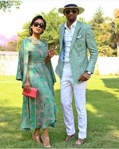 trendy wedding guest outfit couple matching guest outfit petite guest outfit petite Source by tarajwoodland dresses wedding guest ball elegant African Wedding Attire, African Attire, African Wear, African Weddings, African Style, Latest African Fashion Dresses, African Print Dresses, African Dress, Couples African Outfits