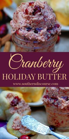 Could You Eat Pizza With Sort Two Diabetic Issues? This Easy Whipped Compound Butter With Cranberries, Cinnamon And A Little Orange Makes Any Holiday Meal A Special One Thanksgiving Recipes, Fall Recipes, Holiday Recipes, Holiday Meals, Christmas Recipes, Flavored Butter, Homemade Butter, Tofu, Herb Butter