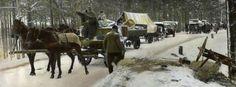Flucht aus Schlesien 1945: Odyssee durchs Eis - http://www.spiegel.de/einestages/kriegsende-in-breslau-flucht-nach-westen-a-1017534.html