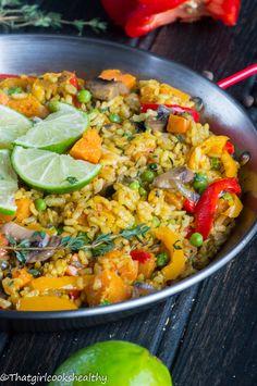 Caribbean paella4