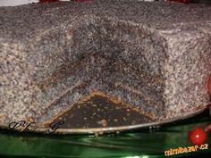Makový dort bez mouky pro milovníky máku s fotopostupem Poppies, Cheesecake, Food And Drink, Sweet, Bakken, Candy, Cheese Pies, Cheesecakes, Poppy