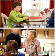 hahah modern family