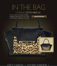 Sneak Peek : New Kardashian Kollection Handbags coming to Sears Stores and Online on September 15 Kardashian Kollection, New Handbags, Heart Melting, Louis Vuitton Damier, Brand New, My Style, Wallets, September, Cards