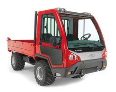 Caron Series C Utility Vehicle - European Approval as agricultural tractor with total mass 5000 kg and towable mass of 1000 kg (unbraked) Approved with passenger seat. Small Tractors, Small Trucks, Mini Trucks, Agriculture Tractor, Farming, Mobile Car Wash, Utility Truck, Four Wheelers, Air Conditioning System