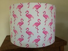 173cf3df0 Flamingo Print, Pink Flamingos, Pretty Birds, Peacocks, Lamp Shades, Beach  House, Household, Lampshades, Beach Homes