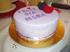 Torta ....tema de Moras