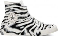 Converse Chuck Taylor Shroud High Top White/Black