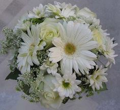 Daisy a Day Bridal Bouquet