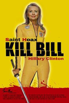 si politicos del muno fueran parte de los posters de las peliculas! este de hillary es el MEJOR!!!! - DesignTAXI.com