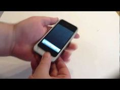 VIDEO UnuCase DX Plus Protective Battery Case For iPhone 4S/4 Review