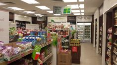 Primary Research: The interior of Holland Barrett is just OK. Quite generic. There are plenty of things to make a health products store more appealing to the eye. Although, If they also sell supplements and protein shakes I suppose they cannot go too far with it.