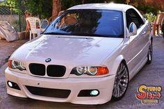 BMW E46 330Ci cabriolet