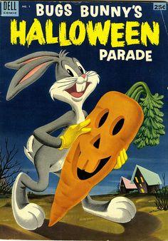 Bugs Bunny Halloween Parade