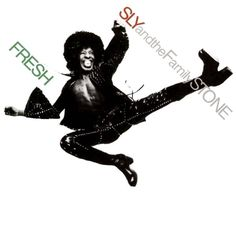 SLY AND THE FAMILY STONE / Fresh [1973]