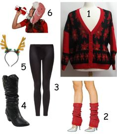 Ugly sweater party ideas!